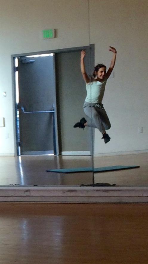 Julia Jumping